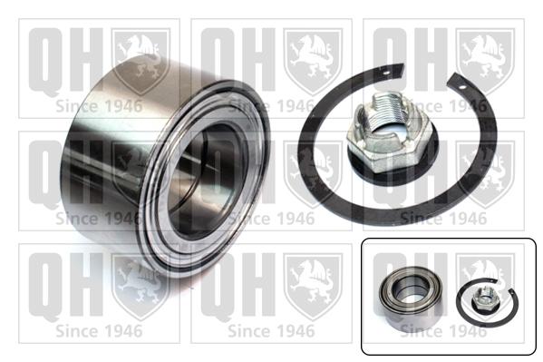 Roulement de roue QUINTON HAZELL QWB1466 (X1)