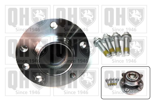 Roulement de roue QUINTON HAZELL QWB1590 (X1)