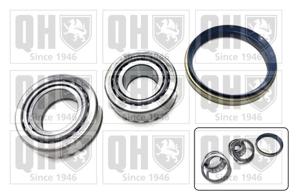 Roulement de roue QUINTON HAZELL QWB310 (X1)