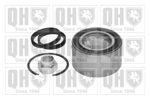Roulement de roue QUINTON HAZELL QWB422 (X1)