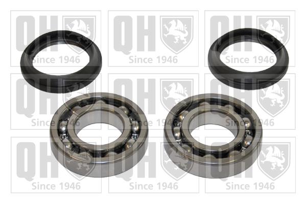 Roulement de roue QUINTON HAZELL QWB714 (X1)