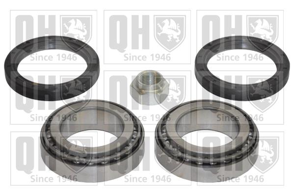 Roulement de roue QUINTON HAZELL QWB725 (X1)