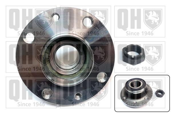 Roulement de roue QUINTON HAZELL QWB736 (X1)