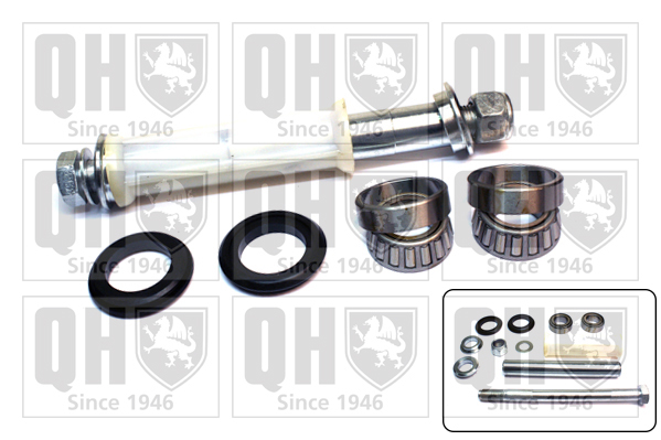 Kit de reparation bras de suspension QUINTON HAZELL QWB9009 (X1)