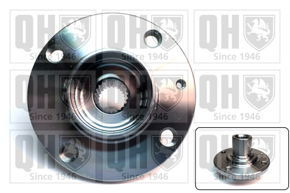 Moyeu de roue QUINTON HAZELL QWH102 (X1)