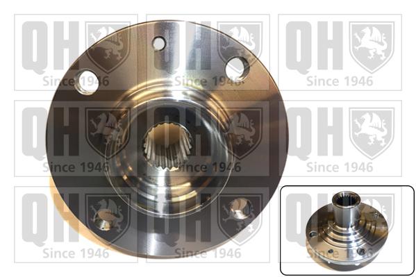 Moyeu de roue QUINTON HAZELL QWH104 (X1)
