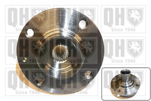 Moyeu de roue QUINTON HAZELL QWH105 (X1)