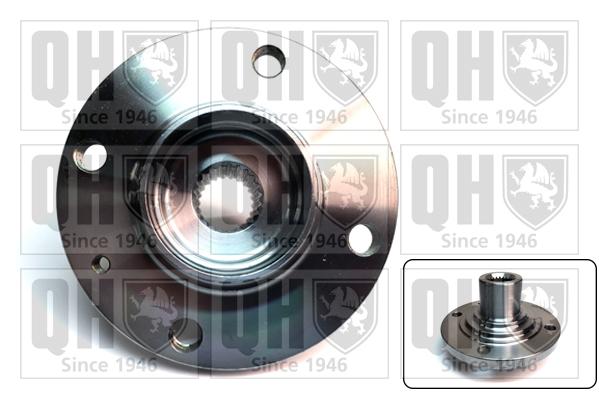 Moyeu de roue QUINTON HAZELL QWH106 (X1)