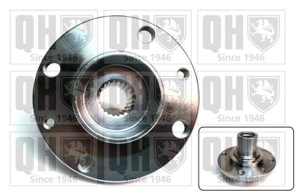 Moyeu de roue QUINTON HAZELL QWH113 (X1)