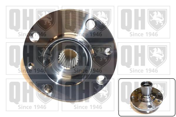 Moyeu de roue QUINTON HAZELL QWH114 (X1)