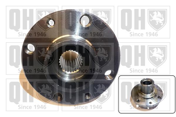 Moyeu de roue QUINTON HAZELL QWH117 (X1)