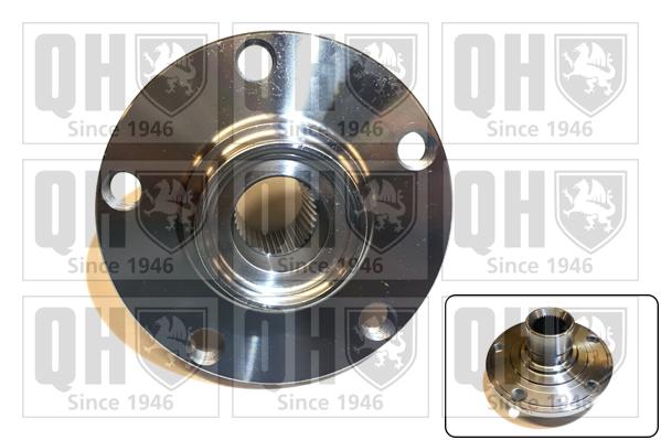 Moyeu de roue QUINTON HAZELL QWH122 (X1)