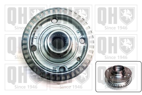 Moyeu de roue QUINTON HAZELL QWH123 (X1)