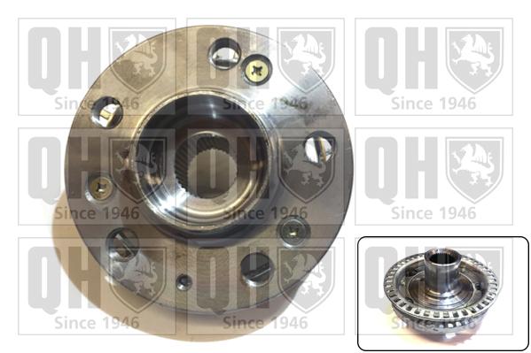 Moyeu de roue QUINTON HAZELL QWH124 (X1)