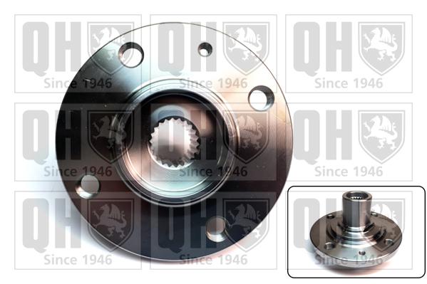 Moyeu de roue QUINTON HAZELL QWH125 (X1)
