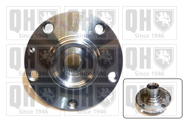 Moyeu de roue QUINTON HAZELL QWH126 (X1)