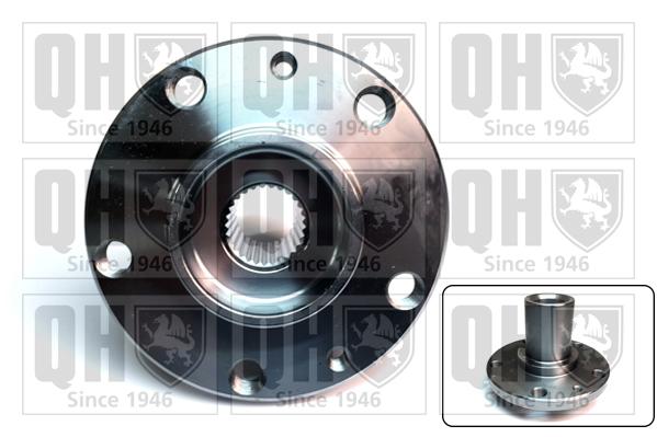 Moyeu de roue QUINTON HAZELL QWH129 (X1)