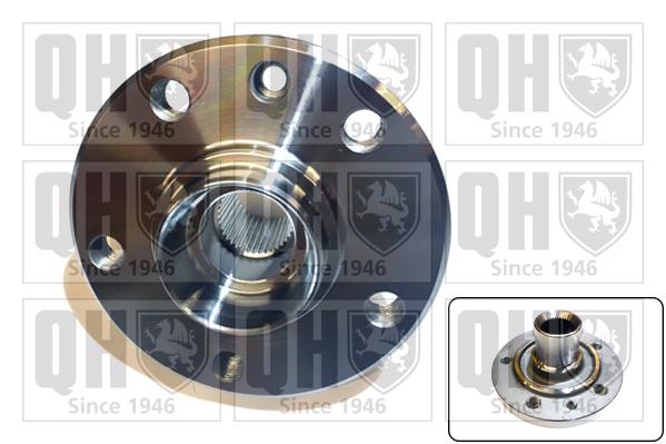 Moyeu de roue QUINTON HAZELL QWH134 (X1)