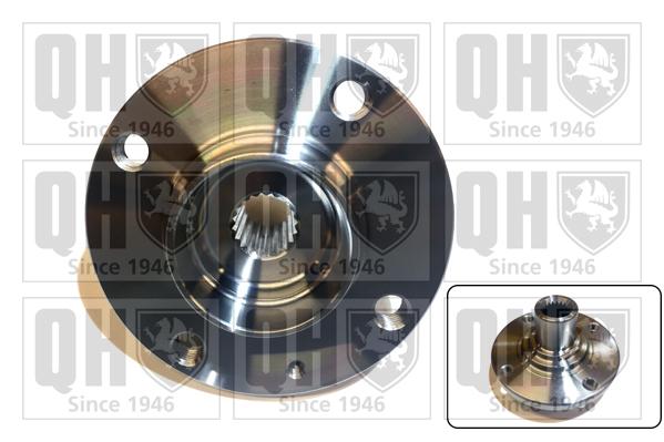 Moyeu de roue QUINTON HAZELL QWH136 (X1)