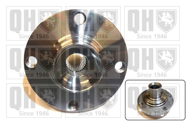 Moyeu de roue QUINTON HAZELL QWH137 (X1)