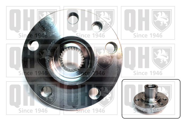 Moyeu de roue QUINTON HAZELL QWH140 (X1)