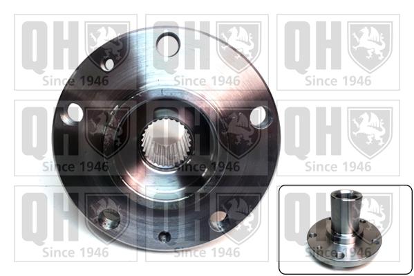 Moyeu de roue QUINTON HAZELL QWH141 (X1)