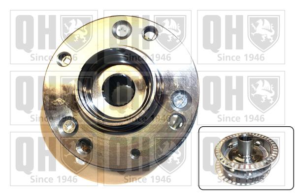 Moyeu de roue QUINTON HAZELL QWH146 (X1)