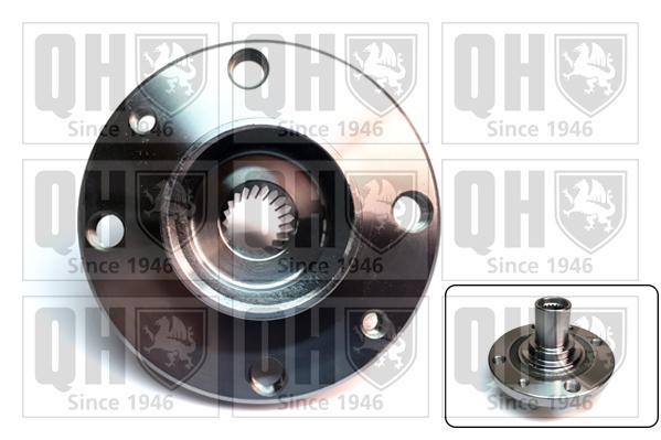 Moyeu de roue QUINTON HAZELL QWH150 (X1)