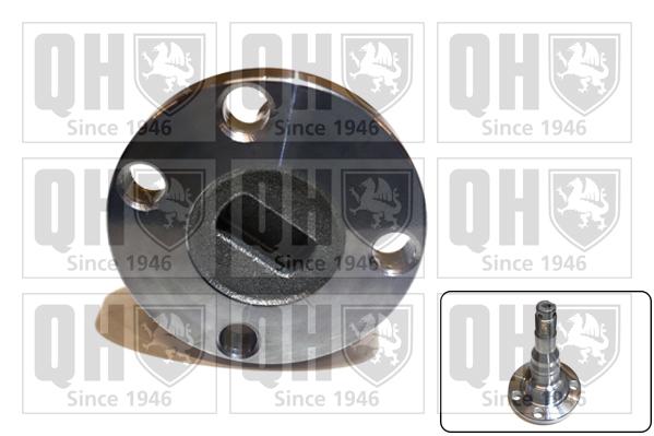 Moyeu de roue QUINTON HAZELL QWH152 (X1)