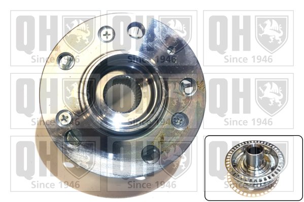 Moyeu de roue QUINTON HAZELL QWH162 (X1)
