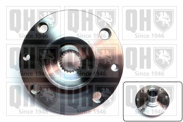 Moyeu de roue QUINTON HAZELL QWH163 (X1)