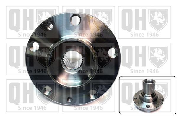 Moyeu de roue QUINTON HAZELL QWH165 (X1)