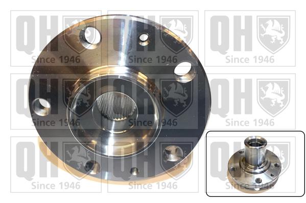 Moyeu de roue QUINTON HAZELL QWH166 (X1)