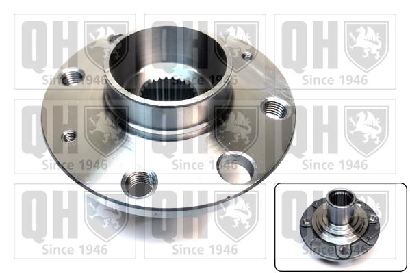 Moyeu de roue QUINTON HAZELL QWH167 (X1)