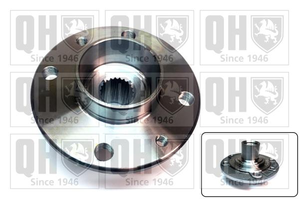 Moyeu de roue QUINTON HAZELL QWH176 (X1)