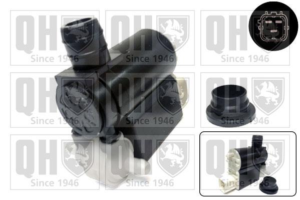 Pompe de lave-glace QUINTON HAZELL QWP083 (X1)