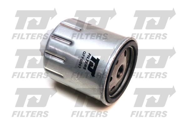 Filtre a carburant QUINTON HAZELL QFF0067 (X1)