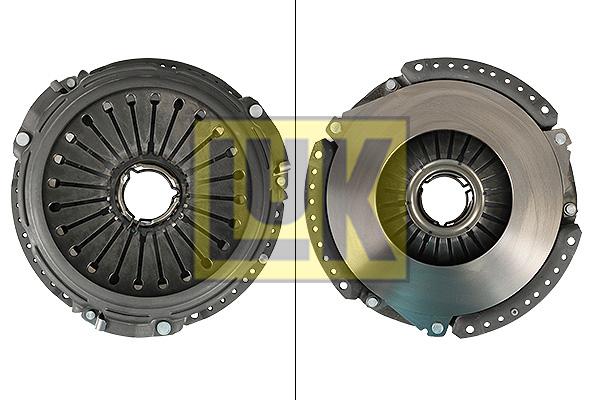 Mecanisme d'embrayage LuK 128 0219 10 (X1)