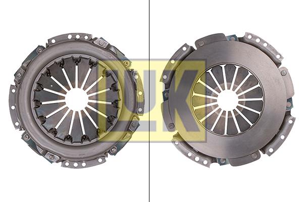 Mecanisme d'embrayage LuK 128 0253 60 (X1)