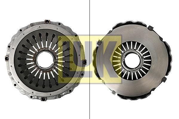 Mecanisme d'embrayage LuK 140 0215 10 (X1)