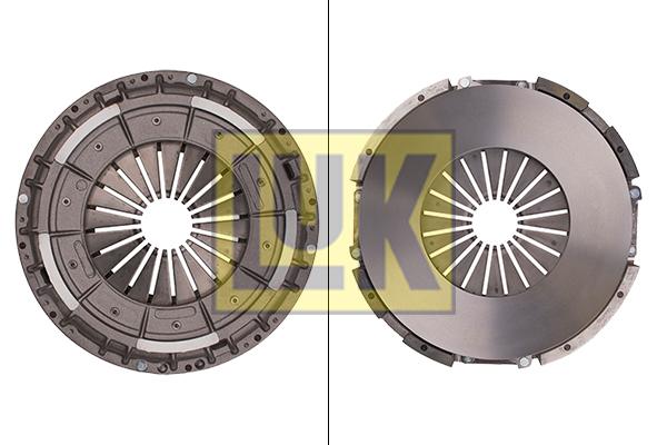 Mecanisme d'embrayage LuK 143 0224 10 (X1)