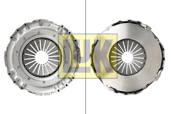 Mecanisme d'embrayage LuK 143 0356 10 (X1)