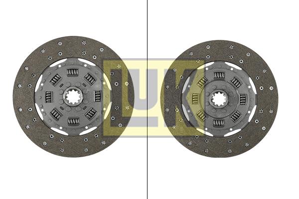 Disque d'embrayage LuK 331 0140 20 (X1)