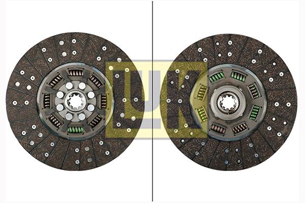 Disque d'embrayage LuK 331 0221 10 (X1)