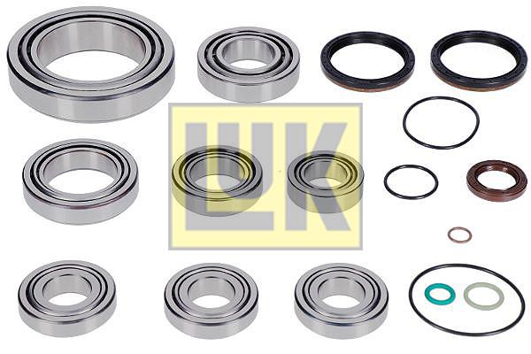 Accessoires de boite de vitesse LuK 462 0197 10 (X1)