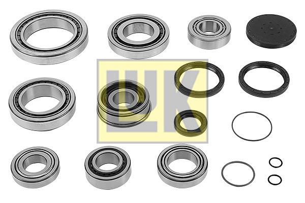 Accessoires de boite de vitesse LuK 462 0199 10 (X1)