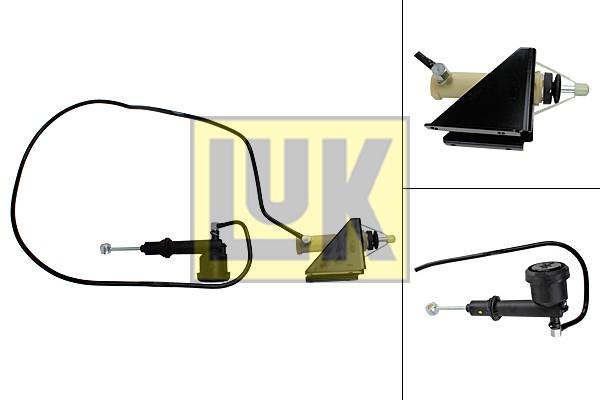Kit de reparation recepteur d'embrayage LuK 513 0026 10 (X1)