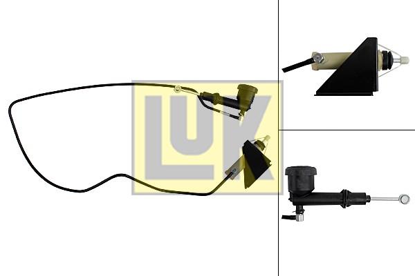 Kit de reparation recepteur d'embrayage LuK 513 0027 10 (X1)