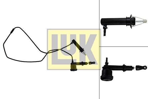 Kit de reparation recepteur d'embrayage LuK 513 0066 10 (X1)