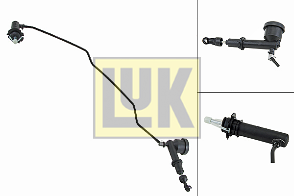 Kit de reparation recepteur d'embrayage LuK 513 0077 10 (X1)